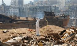 """مجلس الدفاع اللبناني .. تلقينا مراسلة بشأن """"نيترات الأمونيوم"""" قبل 13 يوما من الانفجار"""