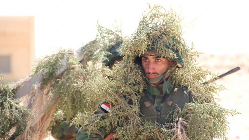 الجيش المصري يستعد للانتشار في كافة ربوع مصر وقوات الصاعقة تتأهب