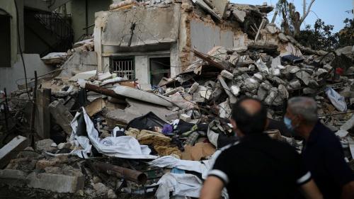 لبنان .. ارتفاع حصيلة قتلى انفجار مرفأ بيروت إلى 171 شخصا