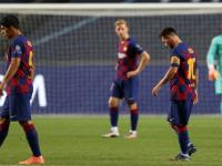 فضيحة مدوية لبرشلونة بخسارته أمام بايرن ميونخ بثمانية أهداف في دوري أبطال أوروبا
