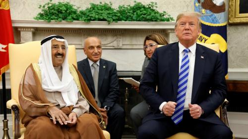 الكويت.. مساءلة وزير الخارجية برلمانيا عن تصريحات ترامب بشأن التطبيع مع إسرائيل