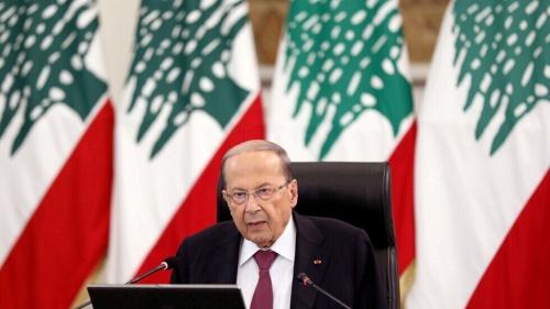 الرئيس اللبناني ميشال عون يقترح إلغاء التوزيع الطائفي للوزارات السيادية