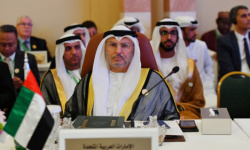 """الإمارات ترحب بـ""""اجتماع عمان"""" لإعادة الأمل لعملية السلام عبر مفاوضات مباشرة"""