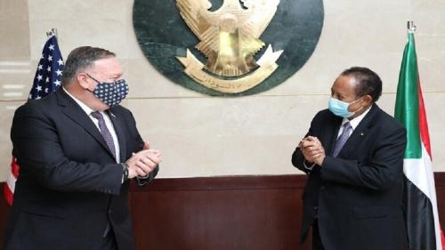 واشنطن تمهل السودان 24 ساعة للتطبيع مع إسرائيل