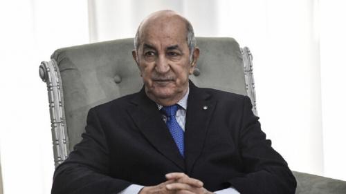 الرئيس الجزائري عبد المجيد تبون .. قضية الصحراء الغربية قضية استعمار