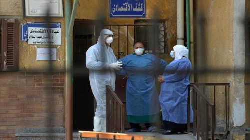 مصر تسجل 126 حالة إصابة و11 وفاة جديدة بفيروس كورونا