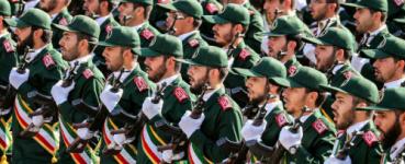 أول تحرك من الحرس الثوري بعد سقوط 71 صاروخا على أراضي إيران