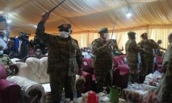 رئيس الأركان السوداني يعلق على أحداث إثيوبيا وإغلاق الحدود