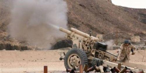 اليمن .. مقتل واصابة قيادات بارزه في الجيش الوطني بقصف مدفعي لقوات الانتقالي بمحافظة ابين