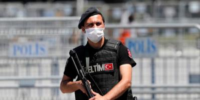 """تركيا..القبض على 7 أجانب مشتبه فيهم بالانتماء إلى """"داعش"""""""