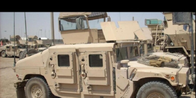 واشنطن تدعم الجيش العراقي بـ30 سيارة مدرعة لتأمين المنطقة الخضراء