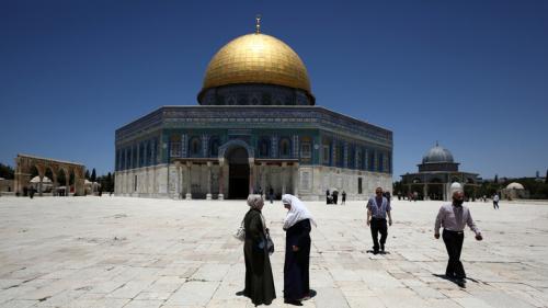 فلسطين تطالب مجلس الأمن بتحمل مسؤولياته تجاه الحفريات الإسرائيلية في الأقصى