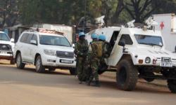 قوات حفظ السلام تعيد سيطرتها على إحدى المدن في إفريقيا الوسطى