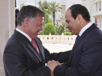 الجيش المصري يرسل طائرة عسكرية محملة بالمساعدات إلى الأردن