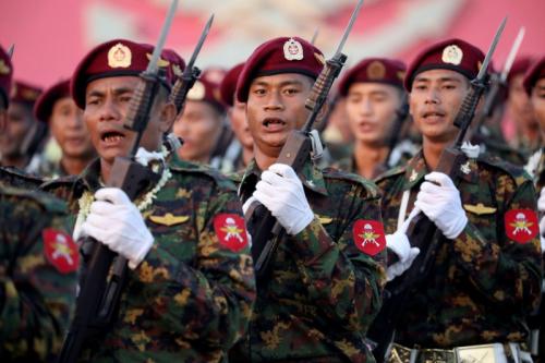 الجيش اعلن حالة الطوارئ  .. انقلاب عسكري في ميانمار والبيت الأبيض يهدد بالعقوبات