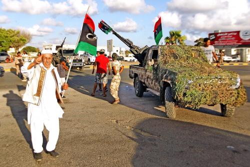 حالة هستيريا تصيب «إخوان ليبيا» بعد التناغم بين المجلس الرئاسي والجيش