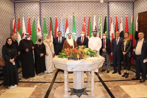 بحضور العسومي .. لجنة مكافحة الإرهاب بالبرلمان العربي تُدشِن عملها