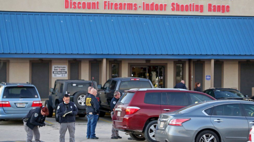 مقتل ثلاثة في إطلاق نار داخل متجر أسلحة بولاية لويزيانا الأمريكية