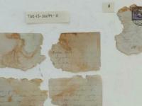 خبراء يستعيدون نص رسالة حب من زمن الحرب العالمية الثانية