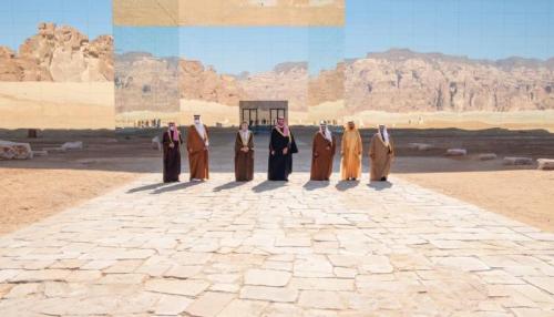 """وفدان من الإمارات وقطر يلتقيان في الكويت لمتابعة بيان """"العُلا"""""""