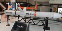 """تم تطويره في الإمارات.. """"هالكن"""" تكشف عن أول صاروخ كروز مضاد للسفن"""