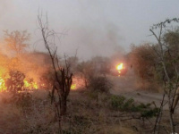 عشرات القتلى والجرحى في هجوم نفذه مسلحون بقذائف صاروخية في نيجيريا