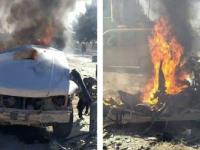 سوريا .. مقتل  3 مدنيين وأصابه آخرون بجروح جراء انفجار عبوة ناسفة في مدينة رأس العين