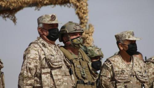 رئيس الأركان الأردني: قادرون على مواجهة أي تهديد لأمن بلادنا