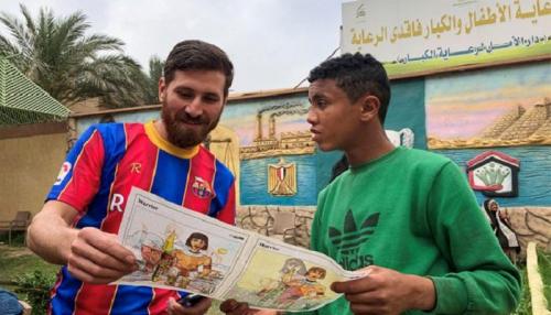 """""""خارق للطبيعة"""".. ميسي المصري يجذب أنظار العالم"""