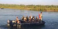 العراق يلاحق فلول داعش.. تطهير نهر دجلة وضبط متفجرات