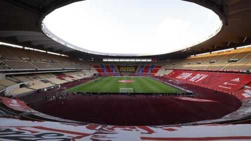 تشكيلة برشلونة وبيلباو في نهائي كأس ملك إسبانيا