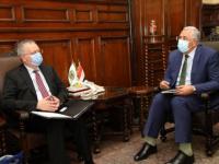 مفاوضات روسية مصرية في المجال الزراعي