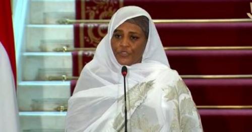 """وزيرة الخارجية السودانية: الملء الثانى لسد النهضة دون اتفاق الدول الثلاث """"أمر خطير"""""""