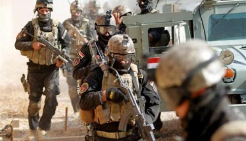 """السلطات الأمنية العراقية : القبض على ما يعرف بـ""""والي"""" تنظيم داعش الإرهابي بمدينة الفلوجة"""
