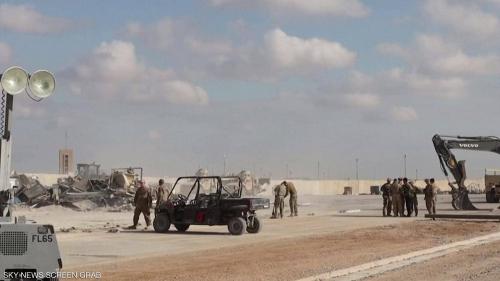 العراق.. صاروخان يستهدفان قاعدة عين الأسد العسكرية بصواريخ