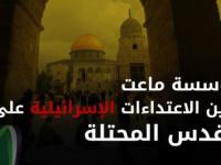 مؤسسة ماعت تدين الاعتداءات الإسرائيلية على القدس المحتلة