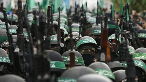 """بعد تدمير إسرائيل برج الجلاء .. """"كتائب القسام"""" تتوعد سكان تل أبيب بـ""""رد مزلزل"""""""