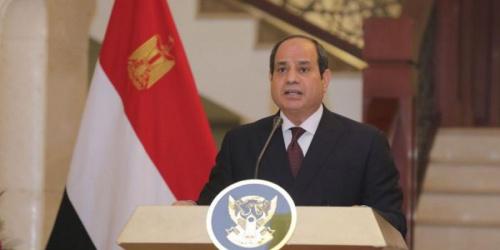 الرئيس السيسي يوجه بفتح المستشفيات المصرية لاستقبال الجرحى والمصابين من قطاع غزة