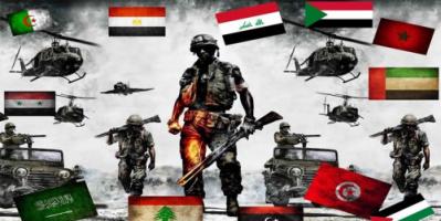 كيف ستصبح قوة العرب إذا اتحدوا عسكريا بقيادة مصر؟