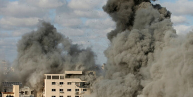 الأمم المتحدة: نزوح أكثر من 38 ألف فلسطيني من منازلهم بسبب الغارات الإسرائيلية على غزة