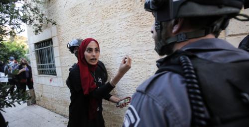 منذ بدء تصعيدها الأخير.. إسرائيل اعتقلت آلاف الفلسطينيين بينهم نساء وأطفال