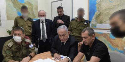 """القناة 13 الإسرائيلية: """"الكابينت"""" الإسرائيلي يصادق على وقف إطلاق النار في قطاع غزة"""