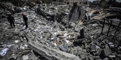 """تحييد مئات القذائف والصواريخ الإسرائيلية """"لم تنفجر"""" في غزة.. والحياة تعود إلى طبيعتها تدريجياً"""