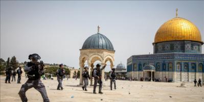 فلسطين: اقتحامات الأقصى استهتار بجهود تثبيت التهدئة