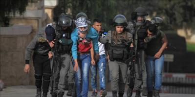 الجيش الإسرائيلي يعتقل 23 فلسطينيا في الضفة الغربية