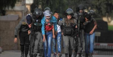 إسرائيل تعتقل 1550 من فلسطيني الداخل خلال أسبوعين