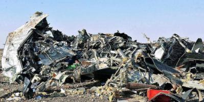 اتفاق مصري روسي على السعي لكشف حقيقة الطائرة المنكوبة بسيناء