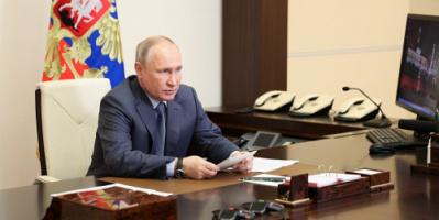 بوتين: العمليات العسكرية في سوريا أكدت على تميز الأسلحة الروسية الجديدة