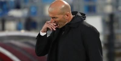 رسميا.. ريال مدريد يعلن استقالة زيدان من منصبه