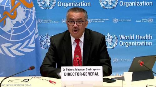 """مدير الصحة العالمية يقر باستجابة """"بطيئة"""" لمزاعم اعتداء جنسي"""
